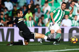 Leganes a Real Betis stále bojují o záchranu