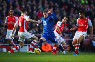 Boj o Ligu mistrů: Arsenal vs Everton