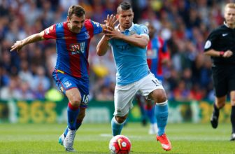 Manchester City si to rozdá s Crystal Palace