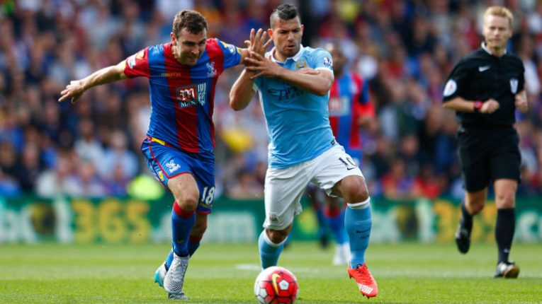 Manchester City - Crystal Palace