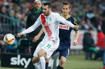 1. FC Köln vs Werder Brémy: Boj o poháry v Bundeslize vrcholí