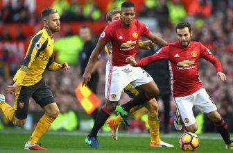 Arsenal a Manchester United v utkání pravdy