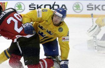 Kanada sahá po zlatém hattricku, v cestě už jí stojí jenom Švédi