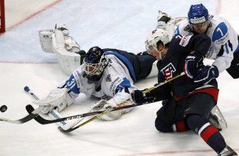 USA ve čtvrtfinále prověří nepřesvědčivé Finsko