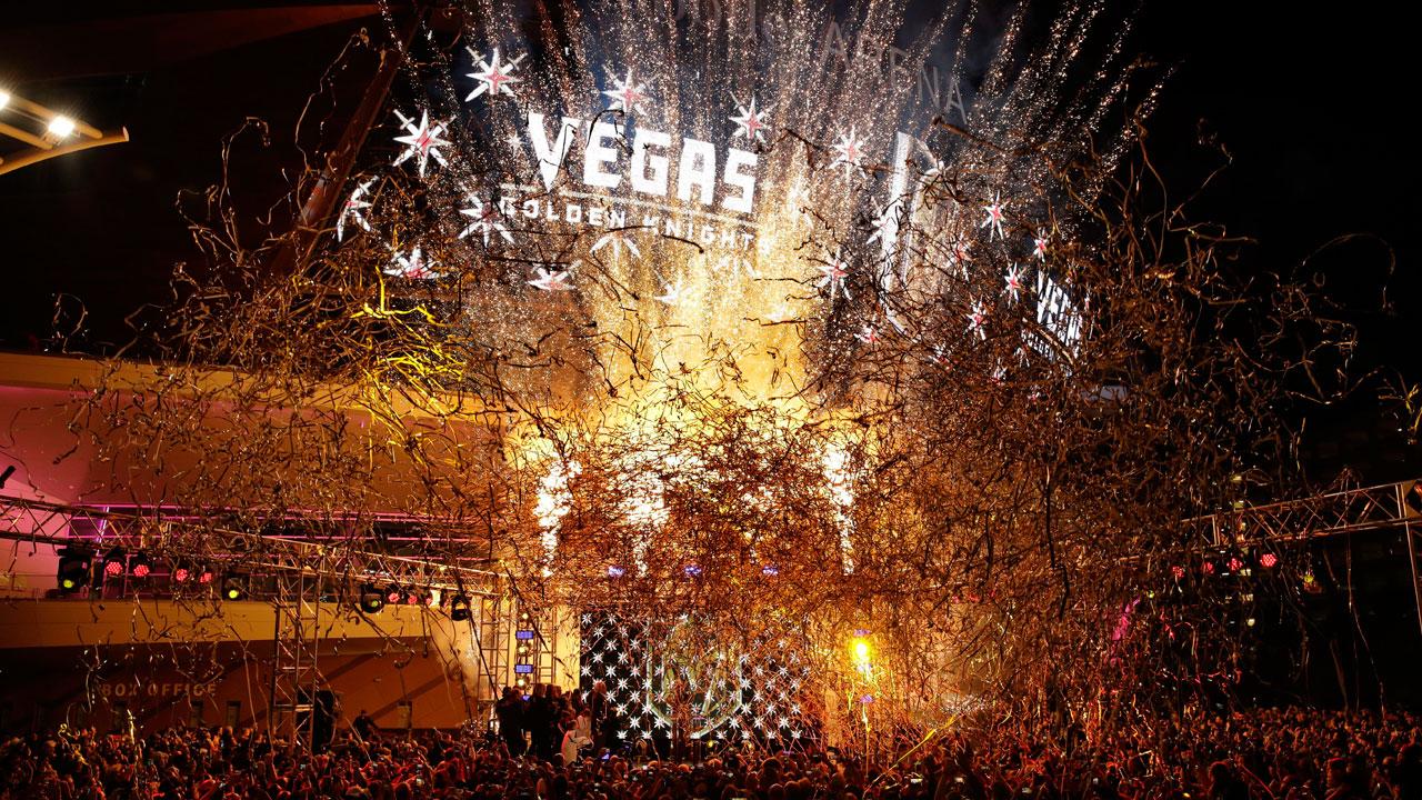Las Vegas Knight