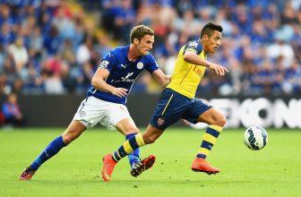 První zápas Premier League: Arsenal – Leicester