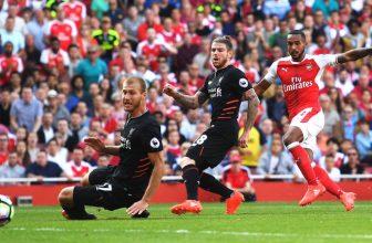 Nedělní šlágr mezi Liverpoolem a Arsenalem