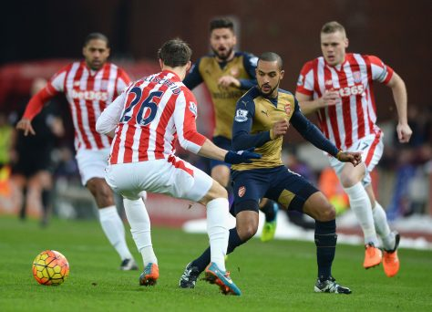 Stoke City - Arsenal