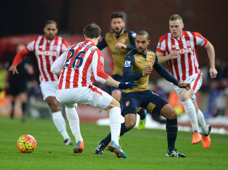 Stoke City - Arsenal