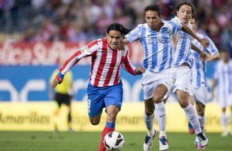 Atletico Madrid chce proti Malaze všechny tři body