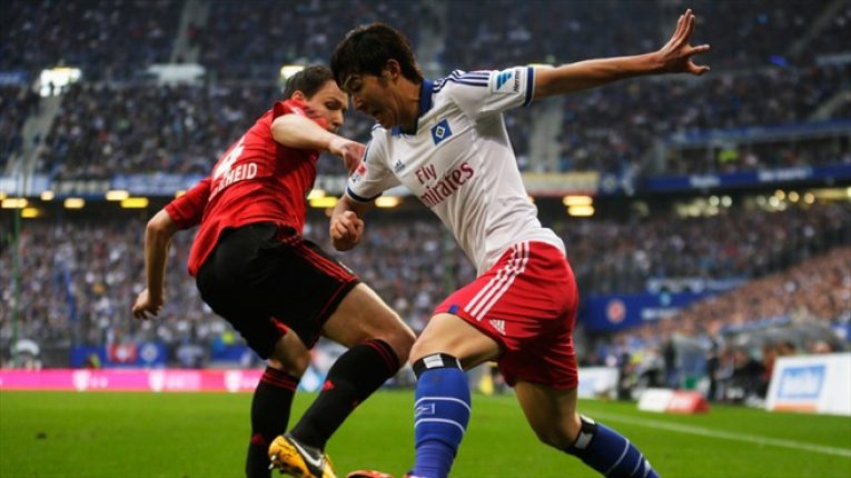 Bayer Leverkusen - Hamburk