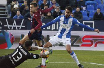 Eibar a Leganes odstartují třetí kolo La Ligy