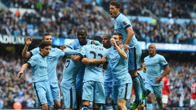 Manchester City - Šachtar Doněck