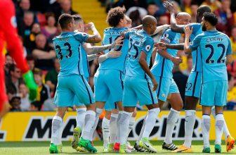 Manchester City se představí na půdě silného Watfordu
