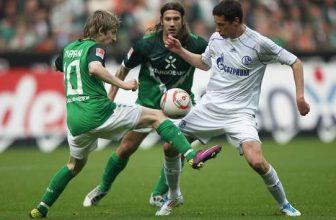 Werden Brémy hostí v dalším kole Bundesligy Schalke 04