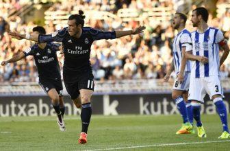 Na Real Sociedad jede šampión Real Madrid