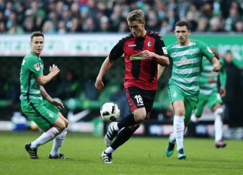 Werder Brémy - Freiburg