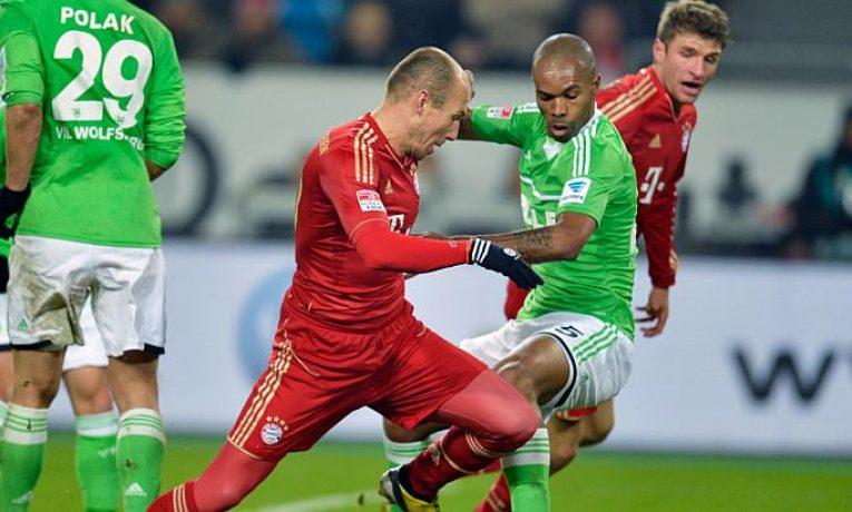 Bayern Mnichov - Wolfsburg