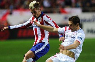 Atletico a Sevilla v přímé konfrontaci