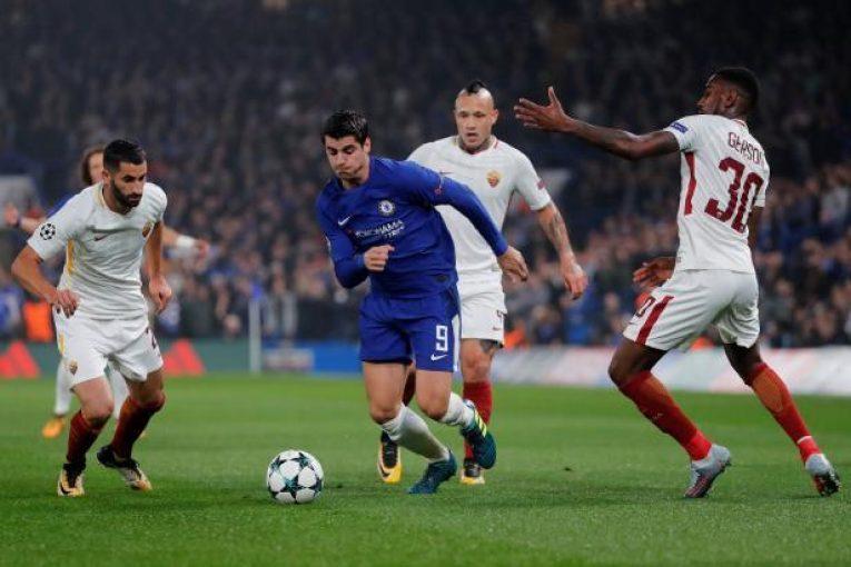 AS Řím - Chelsea