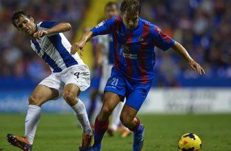 Espanyol a Levante otevřou následující kolo La Ligy