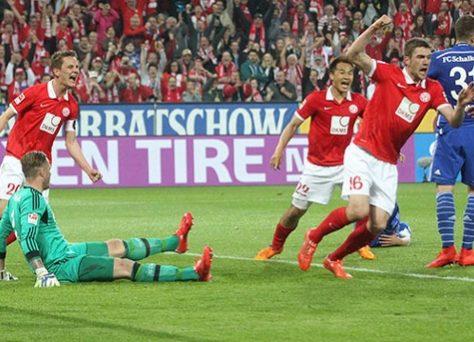 Schalke 04 - Mainz 05