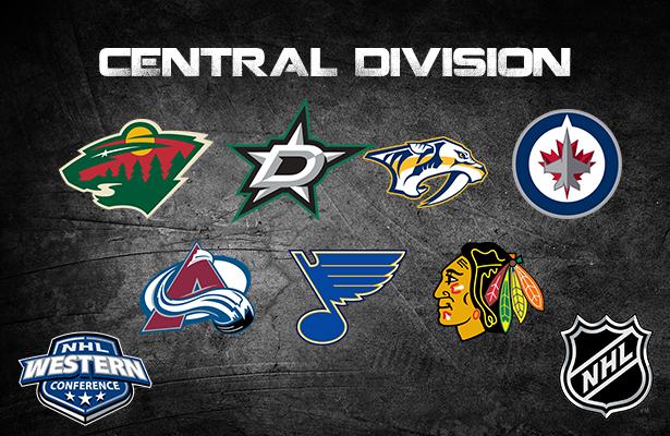 NHL Speciál: Preview Centrální divize