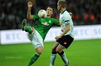 Werder chce doma zdolat Gladbach