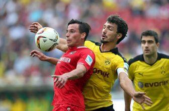 První Borussia jede k šestému Hannoveru