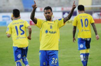 Bitva trápících se Las Palmas a Deportiva