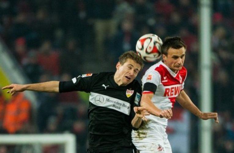 VfB Stuttgart - Kolín nad Rýnem