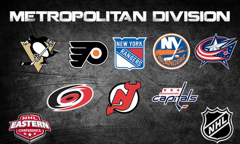 NHL Speciál: Preview Metropolitní divize