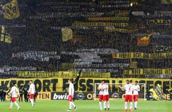 Na vedoucí Dortmund jede další kandidát na evropské poháry Lipsko