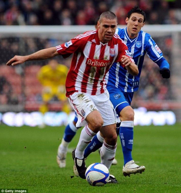 Brighton - Stoke City