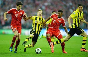 Největší německý zápas je tu: Borussia vs Bayern
