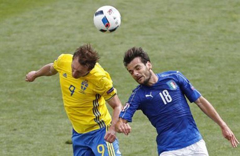 Švédsko - Itálie