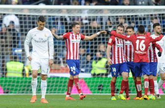 Atletico Madrid - Real Madrid