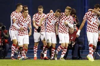Baráž o MS: Chorvatsko – Řecko