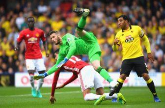 Manchester United jede na nebezpečný Watford