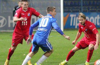 Nabídne duel Liberec-Baník opět 5 a více gólů?