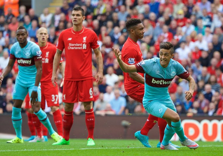 West Ham United - Liverpool