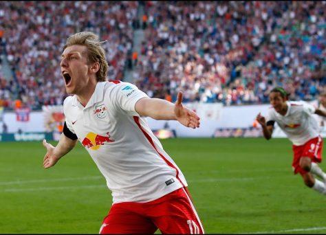 Bayer Leverkusen - RB Lipsko