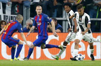 Stará Dáma na Juventus Stadium vyzve pýchu Katalánska FC Barcelona
