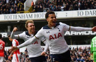 Klasické anglické derby v podání dvou velkých nepřátel: Gunners vs Spurs
