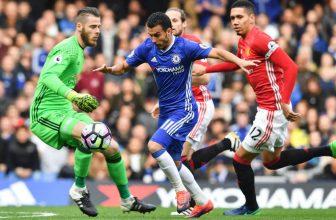 Super neděle se zakončí zápasem mezi Chelsea a United
