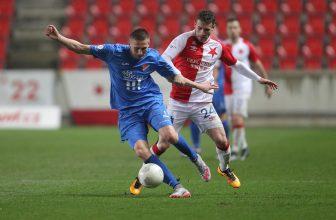 Slavia-Baník: 16. kolo HET ligy začne fanouškovským šlágrem