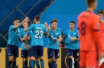 Evropská liga: Real Sociedad a Zenit v boji o první místo