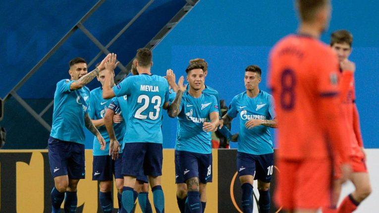 Real Sociedad - Zenit Petrohrad