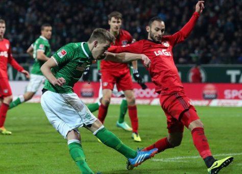 Bayer Leverkusen - Werder Brémy