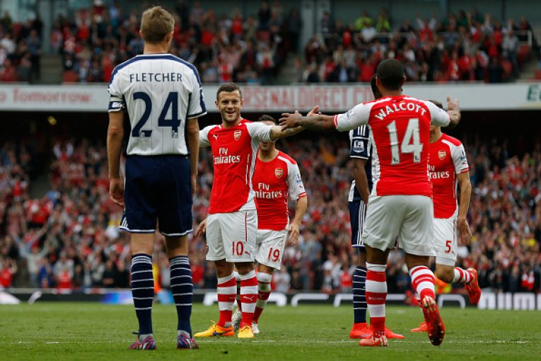 West Brom Albion - Arsenal